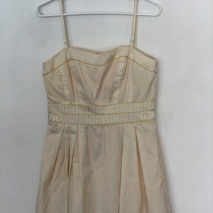 NWT fit and flare dress.